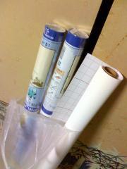 襖紙と壁紙