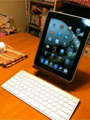 iPad用スタンド(ミニイーゼル)