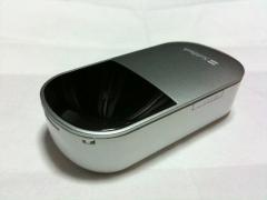Pocket WiFi 大容量バッテリー(バスタブ)