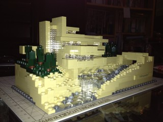 レゴ落水荘