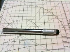 iPad iPhone スタイラスペン自作
